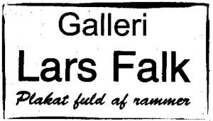Lars Falk - Logo original